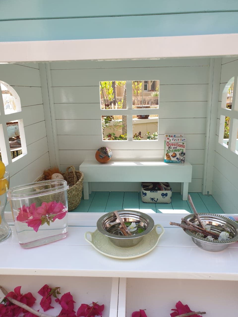 Gallery - click here to see more photos of our cubby houses