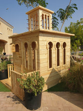 Wind Tower Cubby House