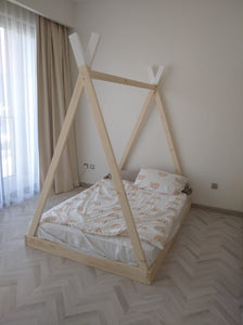 Teepee Floor Bed