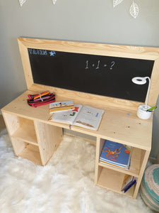 Kids Writing Desk Autumn