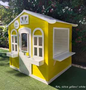 Cubby House Isabella