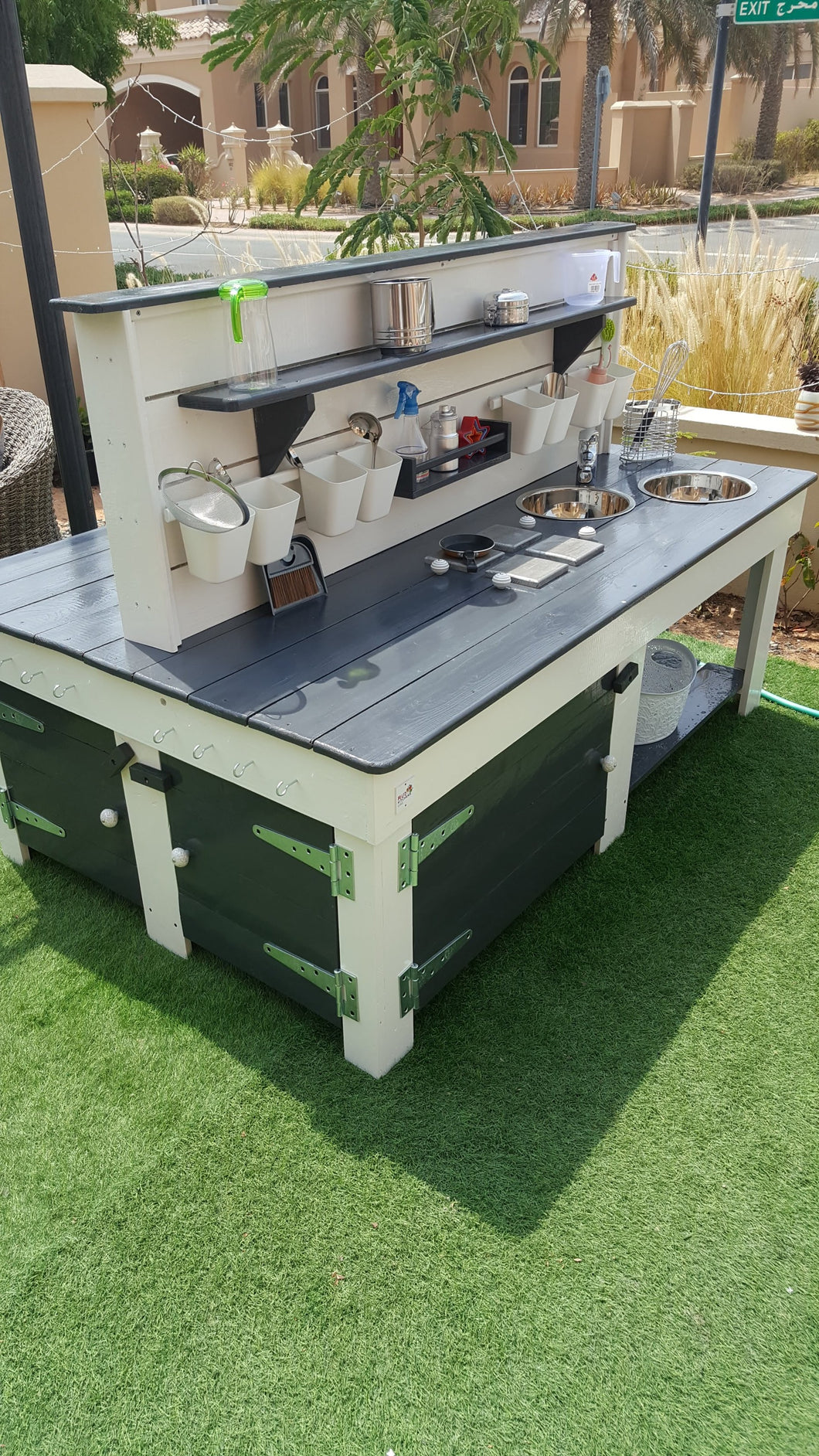 Squirrel Mud Kitchen