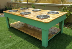 Mud table
