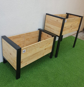 Planter Box Lavender - for kids and adults