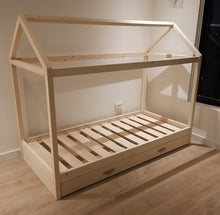 House Bed Coco with underbed/ storage drawer