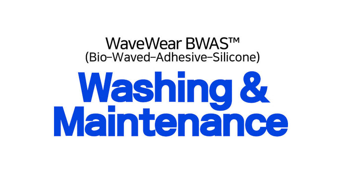 WaveWear BWAS™ Washing and Maintenance
