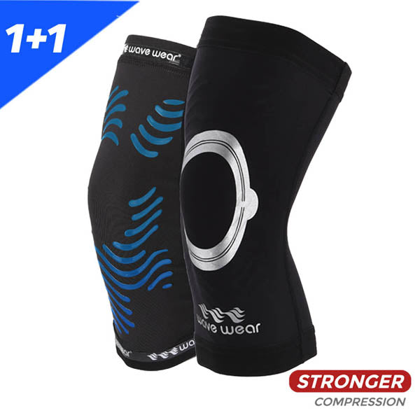 Knee Sleeves K2 Pair (Stronger Compression)