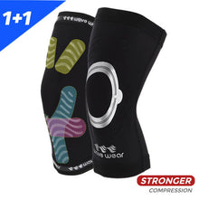 Load image into Gallery viewer, Knee Sleeves K2 Pair (Stronger Compression)