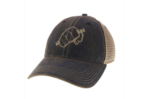 Navy Fist Hat