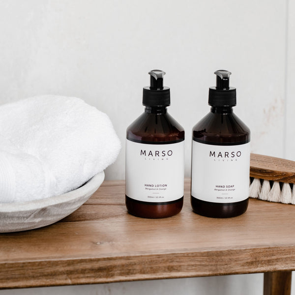 Handseife & -lotion Set Marso Living