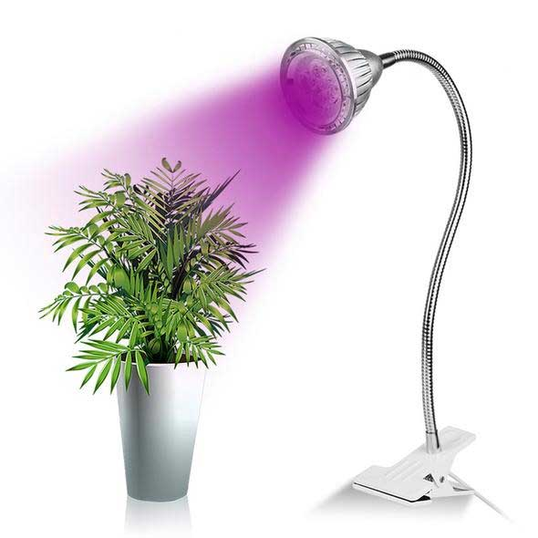 5W Clip LED Grow Light