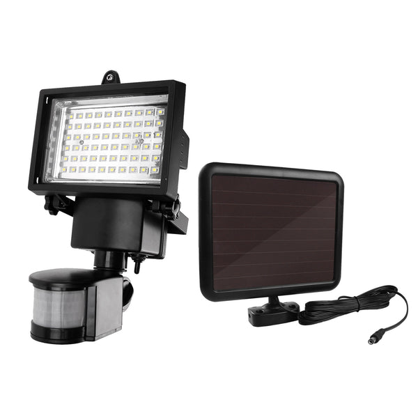 Motion Sensor LED Solar Flood Light