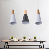 Modern Simple LED Pendant Light Shell
