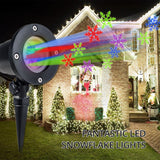 LED Christmas Laser Projector