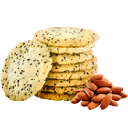 Audrey Chia Cookies Almond Quality Ingredients