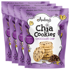 Audrey's Chia Cookies Chocolate Chip 4-pack