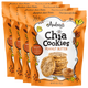 Peanut Butter Audreys Chia Cookies 4-pack