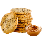 Peanut Butter Audreys Chia Cookies Quality Ingredients Recipe