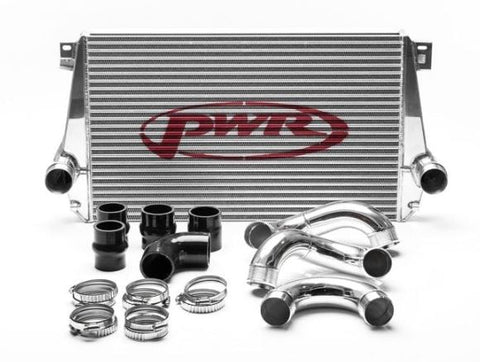 PWI63123 - PWR VW AMAROK 2012-2016 2.0L INTERCOOLER KIT - POLISHED