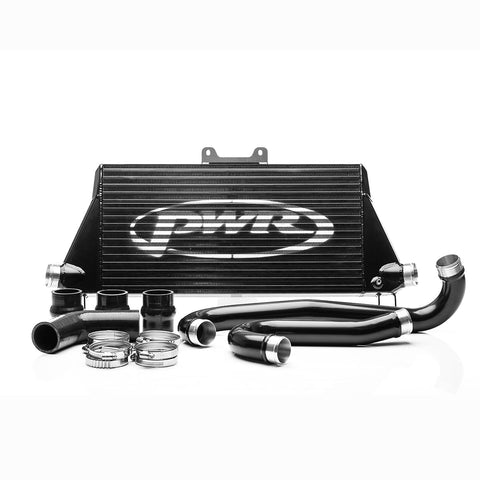 PWI66777BK - PWR TOYOTA HILUX 2015 ONWARDS INTERCOOLER KIT – BLACK