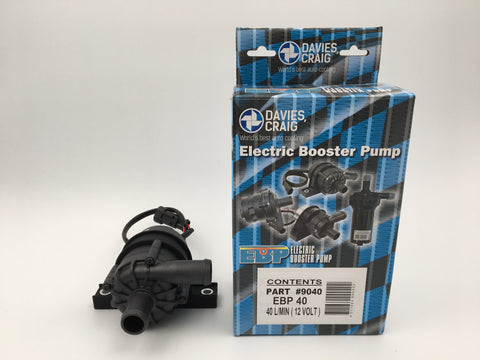 PWRPMP19 - CHARGE COOLER WATER PUMP - 40ltr/min