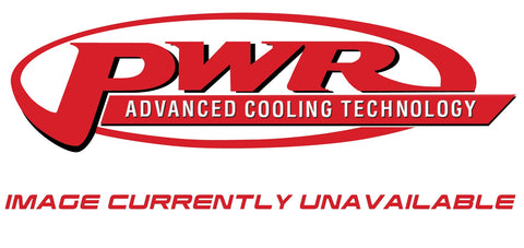 PWR BMW 335I TWIN TURBO 2005 - 42MM WATER RADIATOR