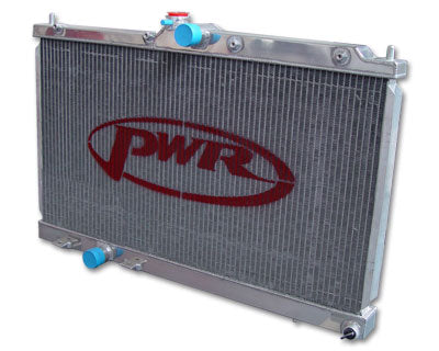 PWR MITSUBISHI EVO 3 - 42MM WATER RADIATOR