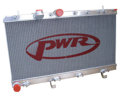 PWR SUBARU WRX STI 2003 - 42MM WATER RADIATOR - PWR5634