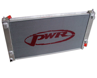 PWR MITSUBISHI EVO 10 2008 - 55MM WATER RADIATOR