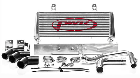 PWI65094K - PWR NISSAN NAVARA D23 NP300 INTERCOOLER KIT - POLISHED