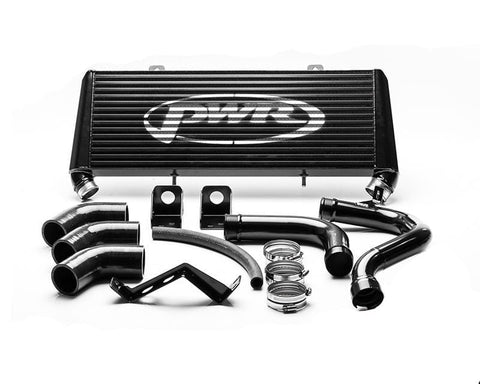 PWI65094BK - PWR NISSAN NAVARA D23 NP300 INTERCOOLER KIT - BLACK