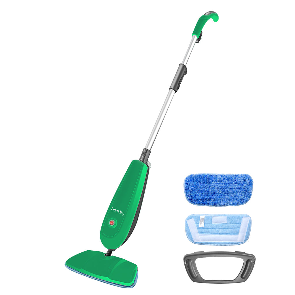 Homasy Steam Cleaner Steam Mops For Floor Cleaning Electric Mops For