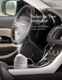 Homasy 320ml Portable Cool Mist Humidifiers