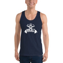 Load image into Gallery viewer, Buff Jesus Classic tank top (unisex)