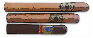 Cigar Shapes and Sizes Parejos