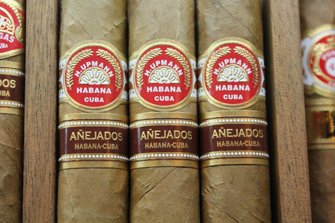If you see Habana on the band, it usually means the cigar is Cuban.