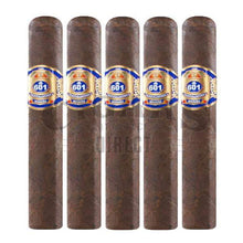 Load image into Gallery viewer, 601 Blue Label Maduro Prominente 5 pack