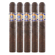 Load image into Gallery viewer, 601 Blue Label Maduro Toro 5 Pack