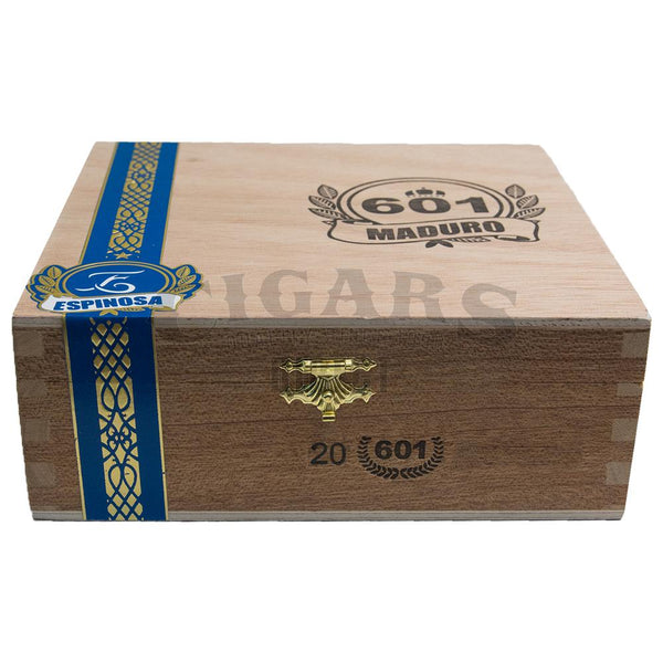 Load image into Gallery viewer, 601 Blue Label Maduro Toro Closed box