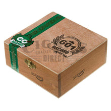 Load image into Gallery viewer, 601 Green Label Oscuro Trabuco Closed Box