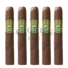 Load image into Gallery viewer, 601 Green Label Oscuro Tronco 5 Pack