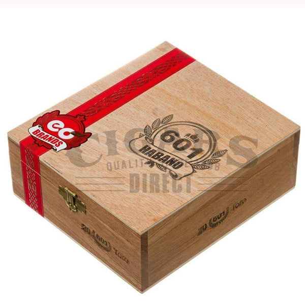 Load image into Gallery viewer, 601 Red Label Habano Toro Box Closed