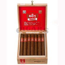 Load image into Gallery viewer, 601 Red Label Habano Toro Box Open