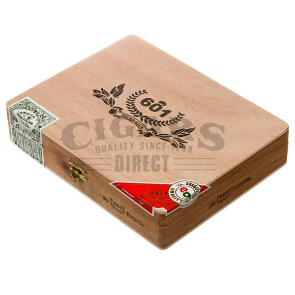 Load image into Gallery viewer, 601 Red Label Habano Torpedo Box Closed