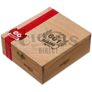 601 Red label Habano Trabuco Closed Box
