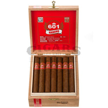 Load image into Gallery viewer, 601 Red label Habano Trabuco Open Box