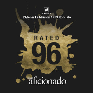 Latelier La Mission 1959 Robusto Box Press Rating