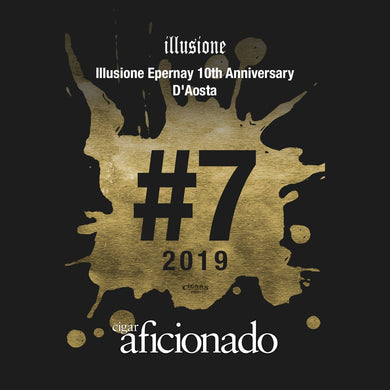 Illusione Epernay 10th Anniversary D'Aosta Ratined #7 in 2019