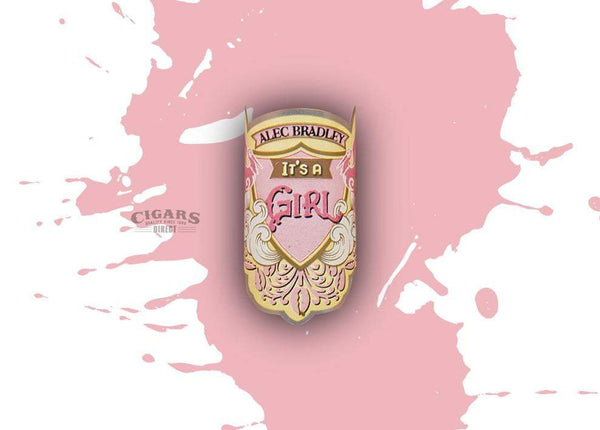 Load image into Gallery viewer, Alec Bradley its a girl Pink Box