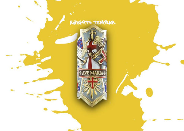Load image into Gallery viewer, Ave Maria Knights Templar Band